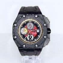 Audemars Piguet Royal Oak Offshore Grand Prix Carbon 44mm Black No numerals