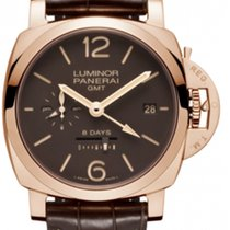 Panerai Luminor 1950 8 Days GMT PAM 00576 2019 new