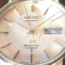 Seiko Grand Seiko Zeljezo 37mm Bjel Bez brojeva
