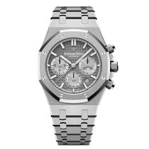 Audemars Piguet Royal Oak Chronograph new Automatic Chronograph Watch with original box and original papers 26315ST.OO.1256ST.02