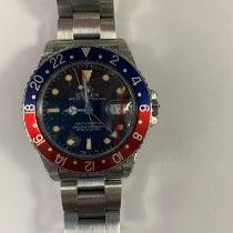 Rolex GMT-Master Steel 40mm Black No numerals United Kingdom, Swansea