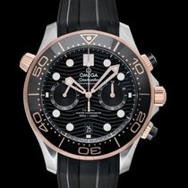 Omega Seamaster new Automatic Watch with original box and original papers 210.22.44.51.01.001