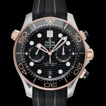 Omega Seamaster Steel 44mm Black United States of America, California, Burlingame