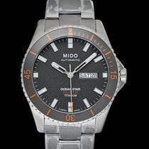 Mido Ocean Star M026.430.44.061.00 new