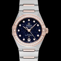 Omega Constellation Ladies 29mm Blue United States of America, California, Burlingame