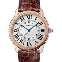 Cartier Ronde Solo de Cartier Roségold 42mm Silber Deutschland, Bamberg