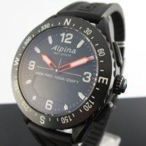 알피나 스틸 45mm 쿼츠 AL-283LBB5AQ6 신규