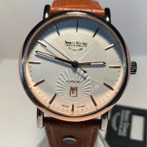 Bruno Söhnle Steel 42mm Automatic 17-12096-241 pre-owned