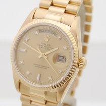 Rolex Day-Date 36 18038 1985 usados