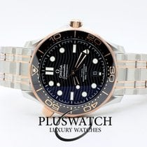 Omega Seamaster Diver 300 M 21020422001001 210.20.42.20.01.001 new