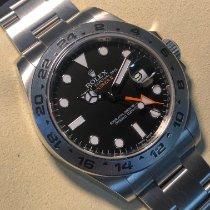 Rolex Explorer II 216570 2012 gebraucht