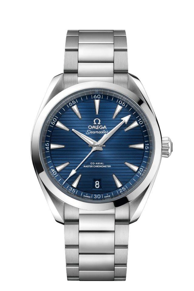 Omega Seamaster Aqua Terra 220.10.41.21.03.004 2021 new