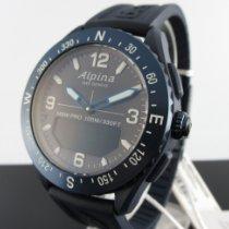 Alpina Alpiner AL-283LGN5NAQ6 Neu Stahl 45mm Quarz Deutschland, Grünwald