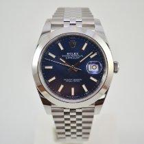 Rolex Datejust 126300 2020 nieuw