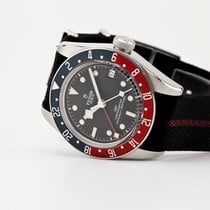 Tudor Black Bay GMT Steel 41mm Black No numerals United States of America, New Jersey, Oradell