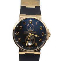 Ulysse Nardin Marine Chronometer 41mm Rose gold 41mm Black United States of America, New York, New York