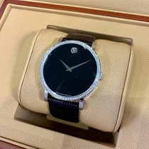 Movado new Automatic 42mm Steel Sapphire crystal
