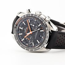 Omega Speedmaster Racing Steel 44.2mm Black No numerals United States of America, New Jersey, Oradell