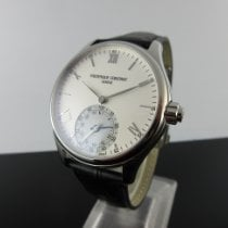 Frederique Constant Horological Smartwatch Acier 42mm Argent Romains