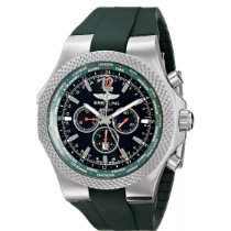 Breitling Bentley GMT Steel 49mm Green United States of America, Ohio, Cincinnati