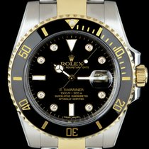 Rolex Submariner Date Gold/Steel 40mm Black United Kingdom, London