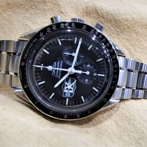 Omega Speedmaster Professional Moonwatch Steel 42mm Black No numerals Singapore, Singapore