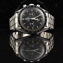 Omega Speedmaster Professional Moonwatch Acél 42mm Fekete Számjegyek nélkül