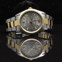 Rolex Oyster Perpetual 34 14203M Very good Gold/Steel 34mm Automatic