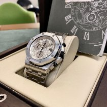 Audemars Piguet 25721ST.OO.1000ST.07.A Steel 2007 Royal Oak Offshore Chronograph 42mm pre-owned