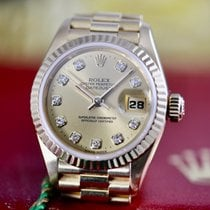 Rolex 69178 Or jaune 1995 Lady-Datejust 26mm occasion France, Cannes