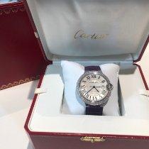Cartier Oro bianco 42mm Automatico WE900951 usato Italia, Milano