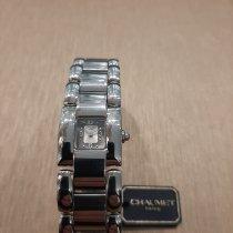Chaumet Staal 20mm Quartz W08610/038 nieuw Nederland, Volendam