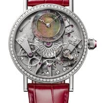 Breguet Tradition White gold 37mm Mother of pearl No numerals