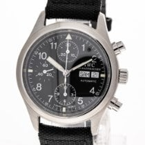 IWC Pilot Chronograph IW3706 2008 pre-owned