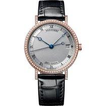 Breguet Damenuhr Classique 33.5mm Automatik neu Uhr mit Original-Box und Original-Papieren 2020