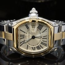 Cartier Roadster W62031Y4 2006 pre-owned