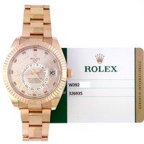 Rolex Sky-Dweller 326935 rabljen