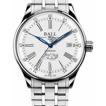 Ball Trainmaster NM3288D-S2CJ-WH new