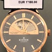 Edox Acciaio 43mm Automatico 8501437RGIR nuovo Italia, Como