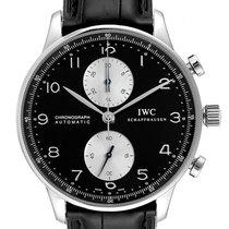 IWC Portuguese Chronograph IW371404 folosit