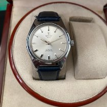 Tissot Oversize Masterpiece All Steel 1980 pre-owned