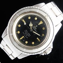 Tudor Ocel 40(NOT INCLUDING CROWN)mm Automatika Submariner použité