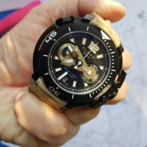 Clerc Hydroscaph L.E. Central Chronograph CHY-585 2017 new