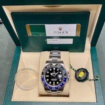 Rolex Steel 40mm Automatic 116710BLNR new