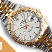 Rolex Gold/Steel 36mm Automatic 16263 pre-owned