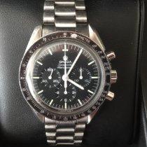 Omega Speedmaster Professional Moonwatch 145.022 Meget god Stål 42mm Manuelt Danmark, Nivå