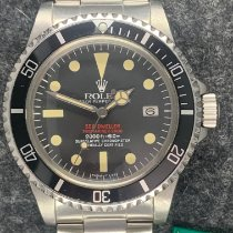Rolex Sea-Dweller 1665 Double Red 1978 pre-owned