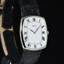 Piaget White gold 32mm Manual winding 9741 pre-owned