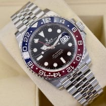 Rolex GMT-Master II Steel 40mm Black United States of America, Virginia, Arlington