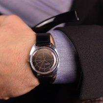 東方牌 鋼 37mm 手動發條 Brown Cushion Minimalist 70s Watch 二手